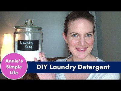 DIY Laundry Detergent - $0.04 Per LOAD!  (LEAVE THE BORAX OUT!!)