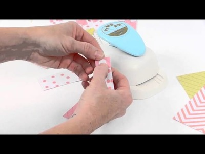 Tag Punch - DIY Party From We R Memory Keepers