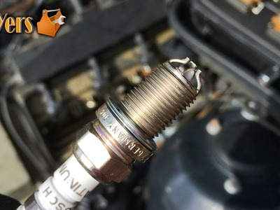 DIY: Changing Spark Plugs