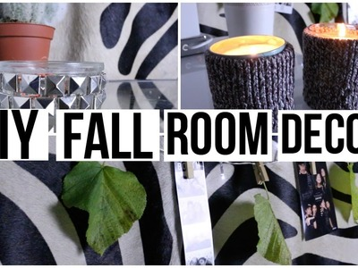 DIY Fall.Autumn Room Decor | Cheap & Easy!