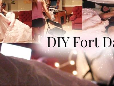 DIY: Fort Date Idea