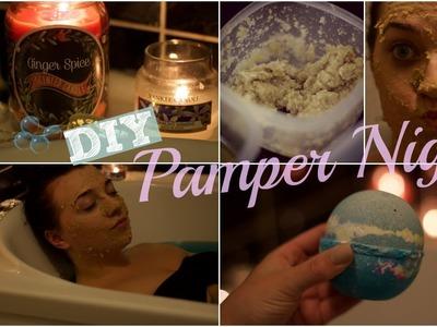DIY Pamper Night | On a Budget