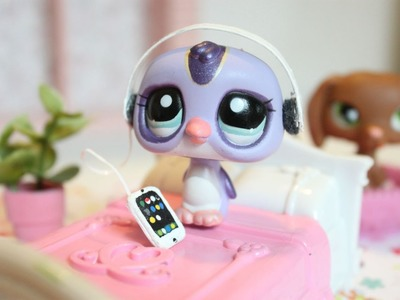 Easy DIY LPS headphones and phone