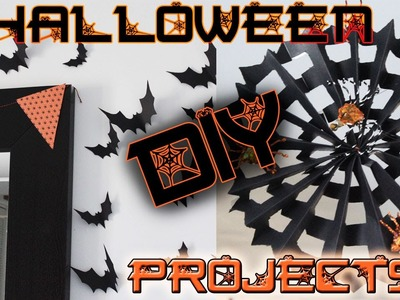 Easy Halloween DIY Projects!