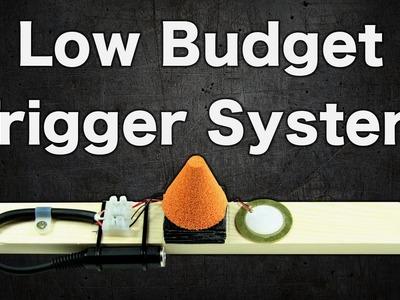 Low Budget Trigger Pad DIY (E-drums)