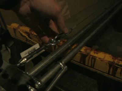 Building my camera crane