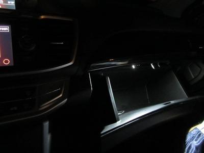 DIY 2013 2014 2015 Honda Accord Glove Box Light Assemly Installation Part 1