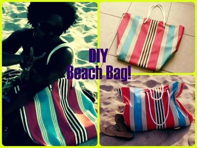 DIY: Beach Bag!