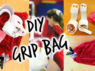 DIY Gymnastics Grip Bag