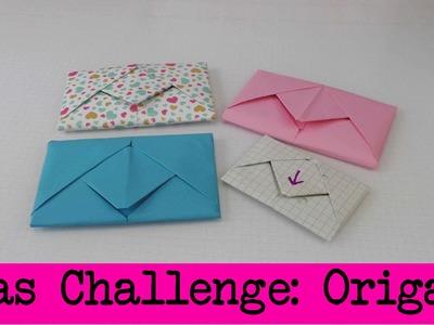 DIY Inspiration Challenge #19 Origami | Evas Challenge | Tutorial - Do it yourself