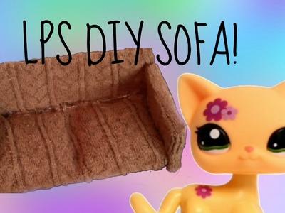 DIY LPS Sofa!