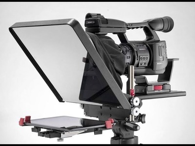 How to DIY budget IPad teleprompter | Academy of Photography behind the scenes
