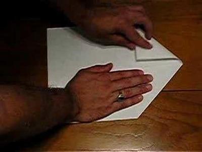 Lightning Paper Airplane