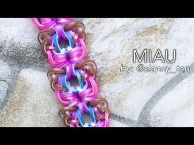 MIAU Hook Only bracelet tutorial