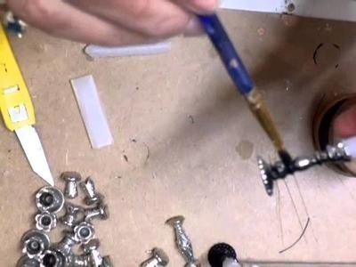 Miniature Candle Stick Tutorial - jennings644