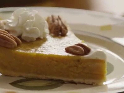 Pie Recipes - How to Make Sweet Potato Pie