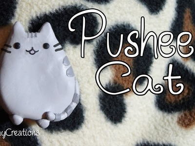 Pusheen Cat tutorial by MissClayCreations