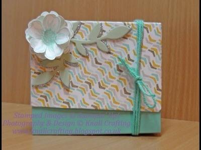 Stampin' Up! Perpetual Calendar Box