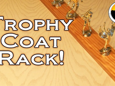 Trophy Coat Rack!