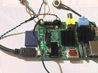 Ambi-tv: computer-less ambilight-clone based on Raspberry Pi