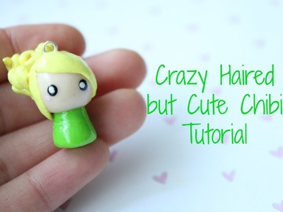 Crazy Haired but Cute Chibi Tutorial ^-^