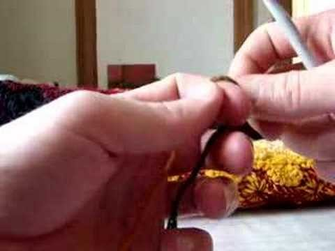 Crochet - 2 Catherine Wheel Stitch