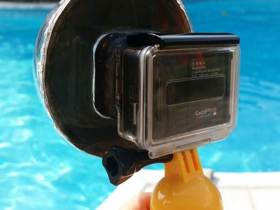 GoPro DOME PORT DIY (homemade) How It's Made