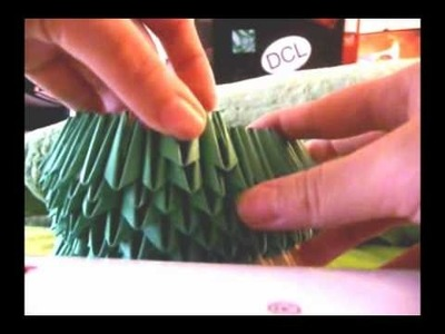 HOW TO - 3D Origami Dragon - PART 2