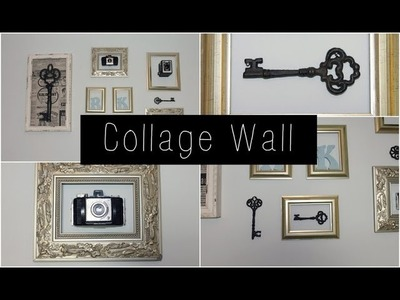 How To: Create a Collage Wall
