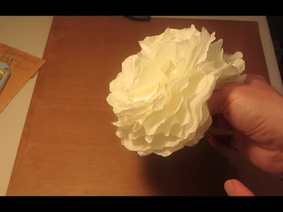 How to Dye Your Coffee Filter Flowers