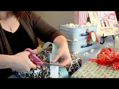 How to Make a Puff Bow : Practical Party Ideas