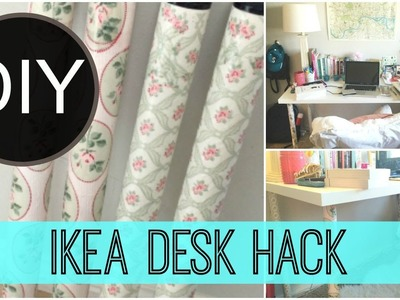 Ikea Desk Hack | Michele Baratta