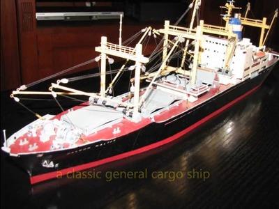 Barcos de cartón y cartulina - Cardboard and paper ships