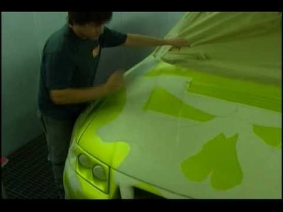 Car painting - part 4