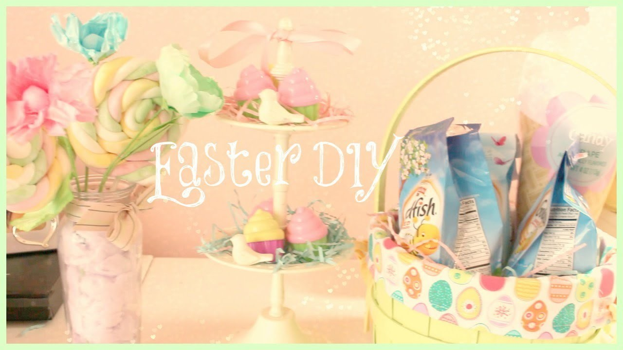 DIY: Easter Arrangements & Decor with Gabi!