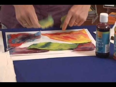 Drawing with Thread - Lesson Plan