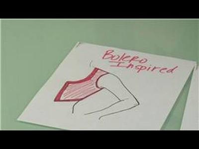 Fashion Design & Vests : Bolero Vests in Fashion Design