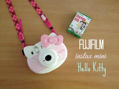 Fujifilm instax mini hello kitty review Lairy Valino