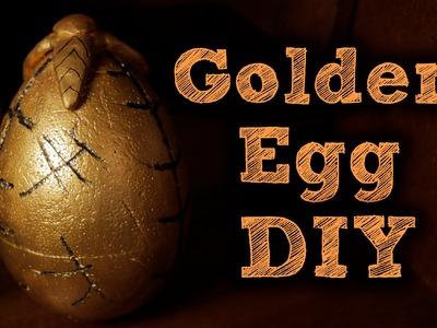 Harry Potter Golden Egg - DIY