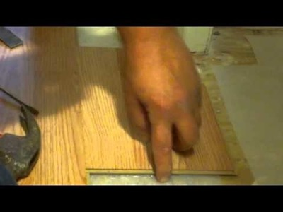 How to install laminate or engineered flooring