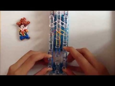 How to Make Mini Woody On the Rainbow Loom