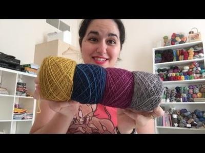 Knitting Expat - Episode 30 - The One Where I Feel Like I'm Talking Forever .