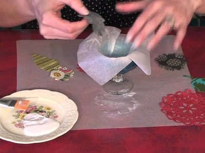 Learn How to Make Mod Podge Flowers