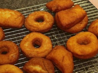 Make Hangover-Curing Donuts at Home!