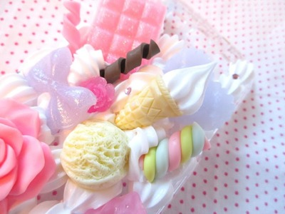Making of: Pastel & Sweets Decoden Case