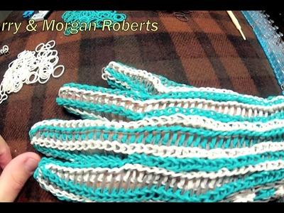 Rainbow Loom Glove Part 4