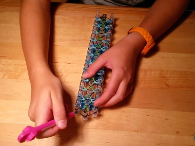Rainbow Loom Surfer Band (deutsch)