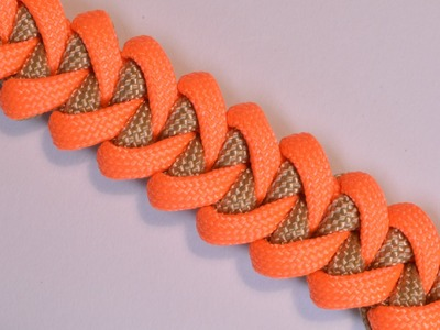 Shark Jaw Bone Paracord Survival Bracelet with Buckle - How to - BoredParacord