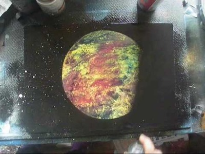 Spacepainting How to