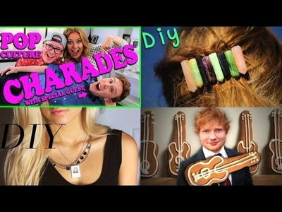 This Week on PSGG: Ed Sheeran Gingerbread Cookies, DIY Polaroid Necklace